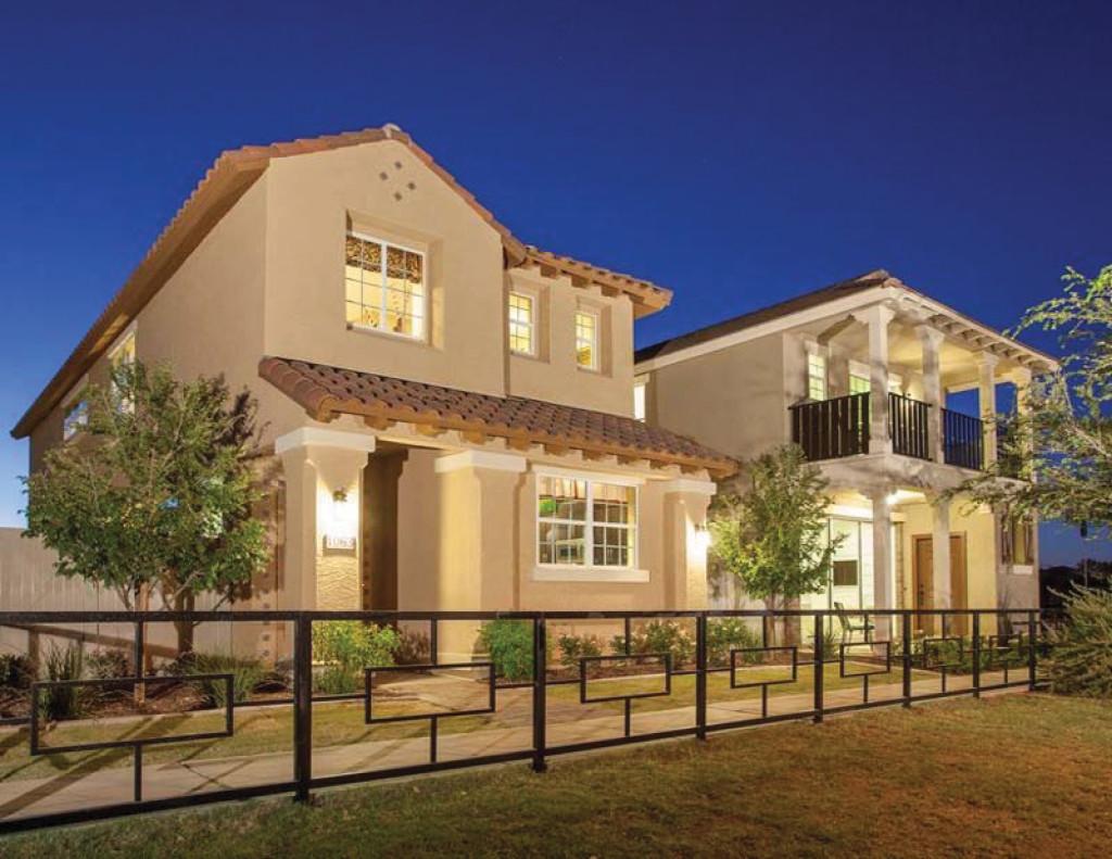 New Ryland Homes Set For Las Sendas