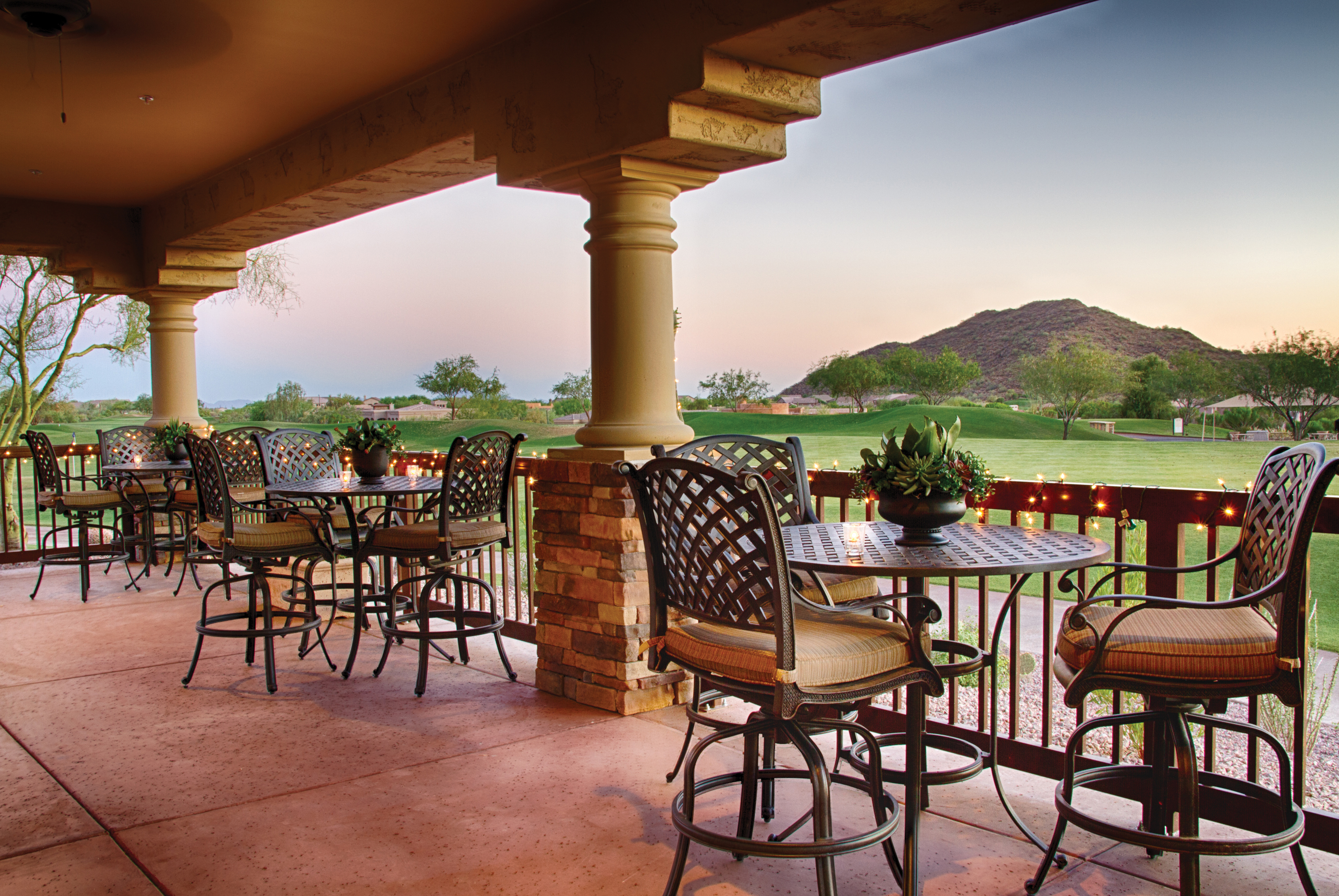 The Patio at Las Sendas Golf Club reopens and now accepts reservations