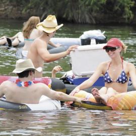 July4 Salt River Tubing