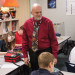 Tom Mitchell, an English teacher at Mesa Academy, shown Wednesday, Nov. 4, 2015. [Tim Hacker/ Mesa Public Schools]