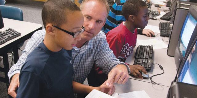 Photo by Tim Hacker/ Mesa Public Schools